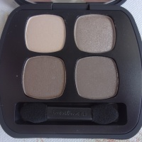 bareMinerals READY Eyeshadow 4.0 in The Truth palette review