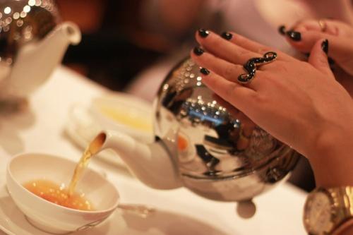 TWGs HK tea tasting 2