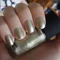 MAC Screaming Bright nail polish review