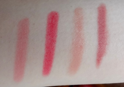 clinique chubby stick intense vs original swatches