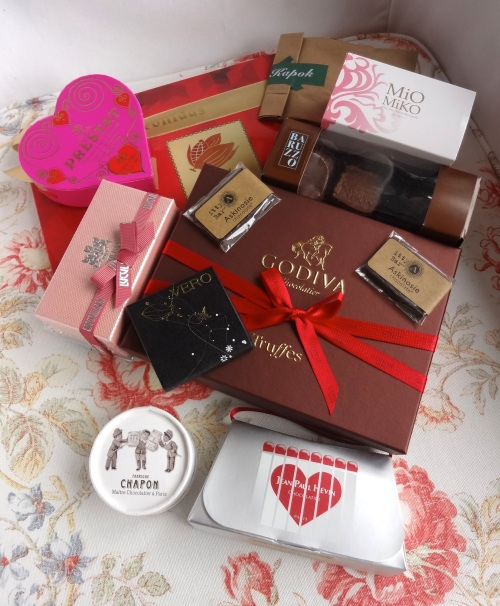 harbour city chocolate trail 2013 chocolate swag