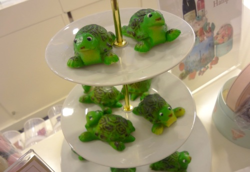 harbour city chocolate trail 2013 la madeleine de proust turtles