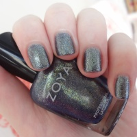 Zoya FeiFei nail polish review