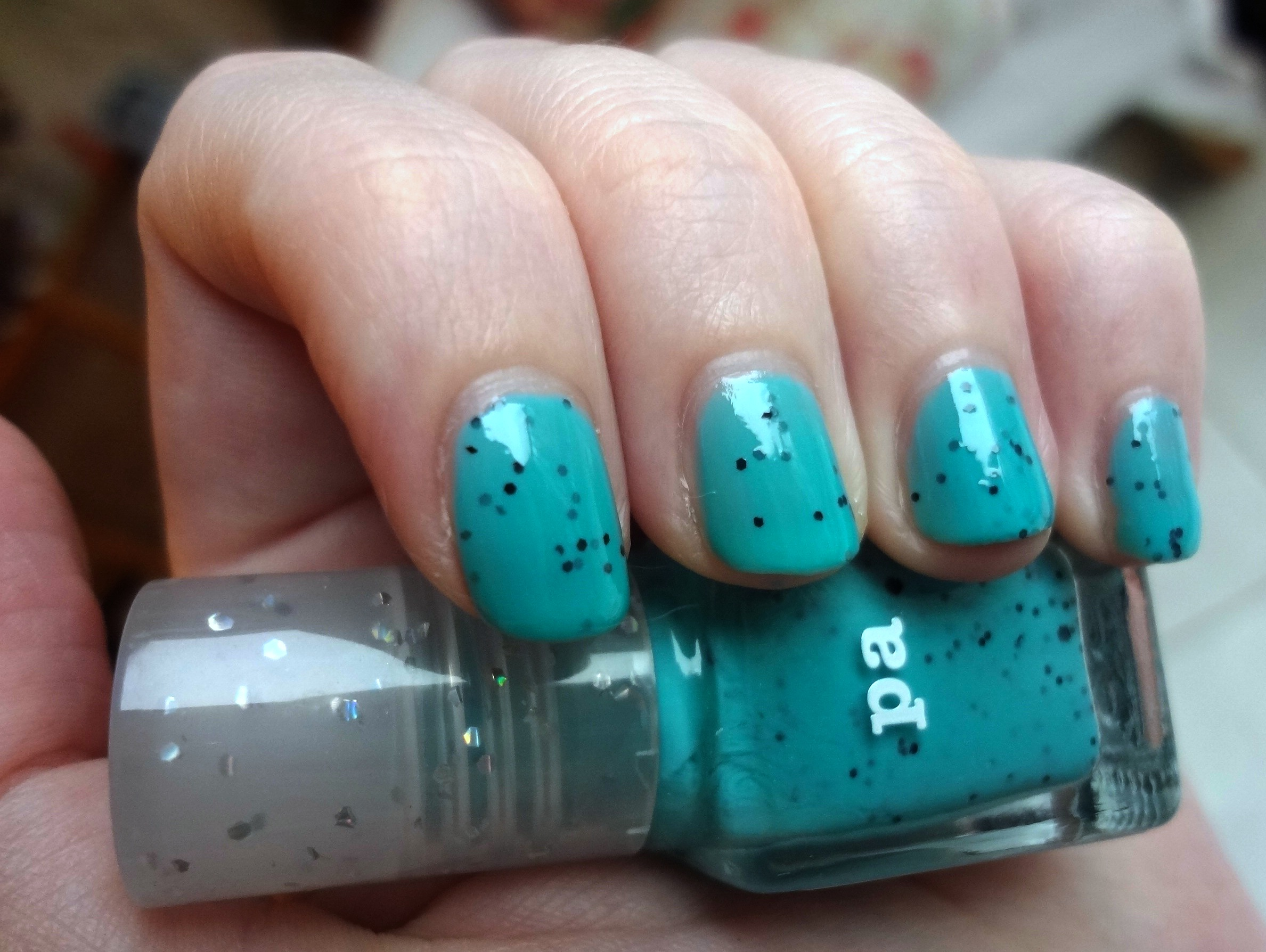 pa AA62 nail polish review | Through The Looking Glass