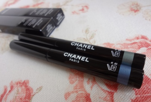 chanel stylo eyeshadows l'ete papillon de chanel