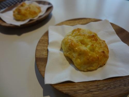 teakha hk ginger scones