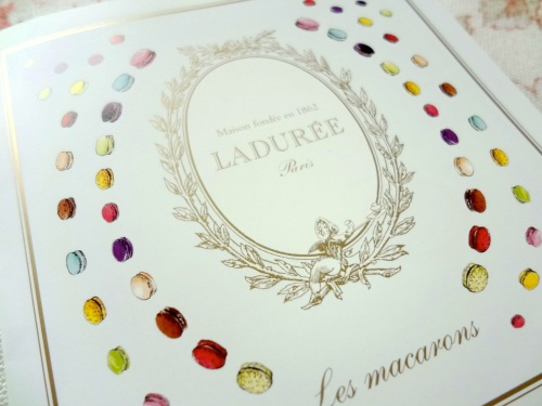 laduree hk leaflet