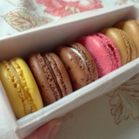 Dessert of the day: do Ladurée macarons hit my sweet spot?
