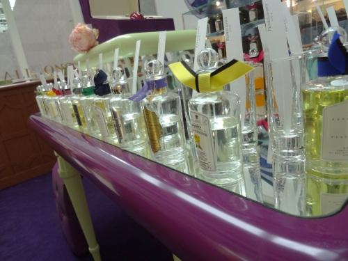penhaligon's hk pop-up store