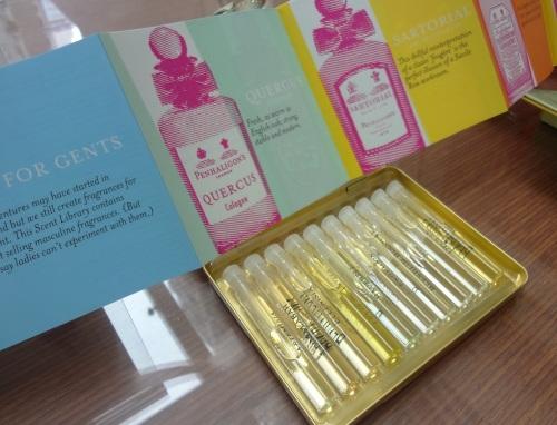 penhaligon's scent library