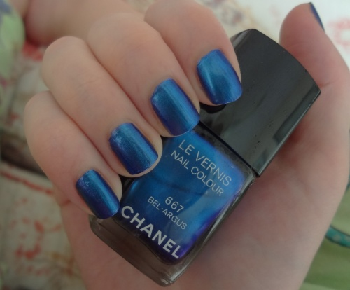 chanel bel argus swatch