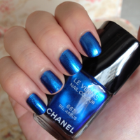 Chanel Bel Argus nail polish review