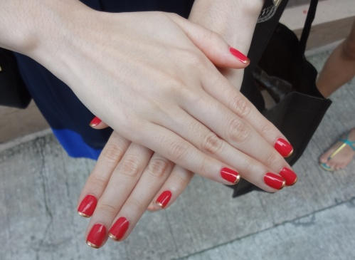 french tip mani hong kong nail library