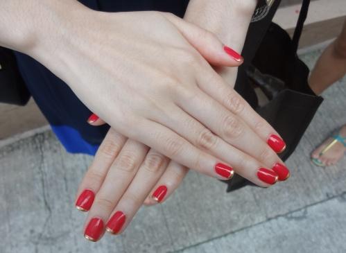 french tip mani hong kong nail library