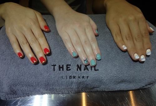 nail library hong kong nail art manicures