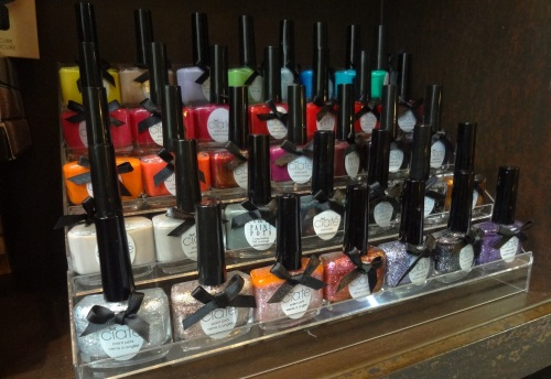 the nail library hong kong ciate