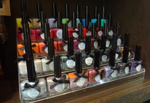 the nail library hong kong ciate