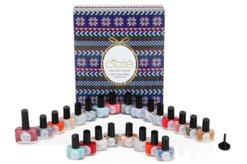 Ciate Mini Mani Advent Calendar 2013