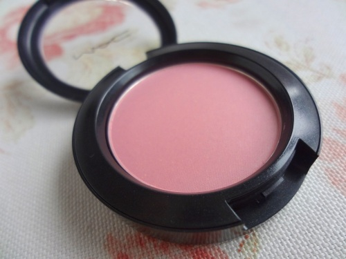 mac stay pretty blush
