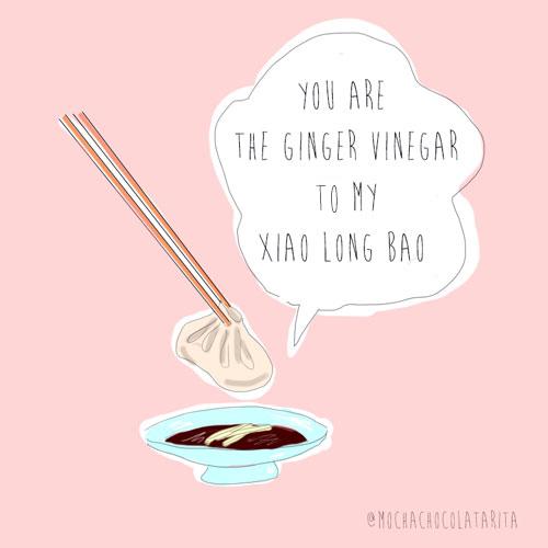 hong kong valentine's xiao long bao