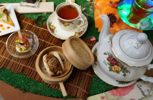 Dilmah High Tea Challenge Hong Kong disneyland hotel 2