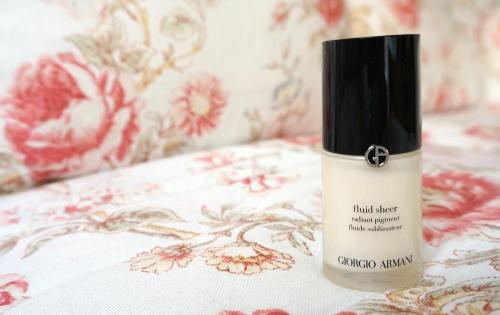 Giorgio Armani Fluid Sheer Radiant Pigment 13
