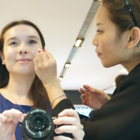 FACESSS beauty experiences – a Clarins facial, NARS makeover & Amika hairdo all under one roof!