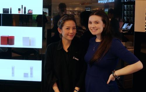 nars make-up service hong kong