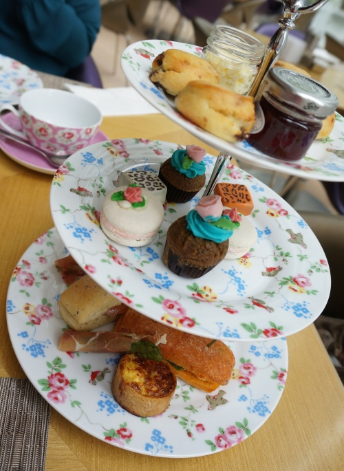 cath kidston afternoon tea feast hong kong