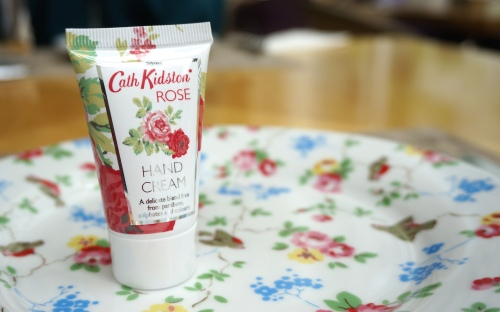 cath kidston afternoon tea hong kong rose hand cream