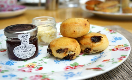 cath kidston afternoon tea hong kong scones