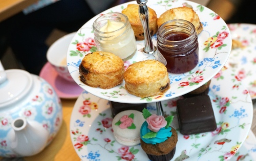 cath kidston afternoon tea hong kong