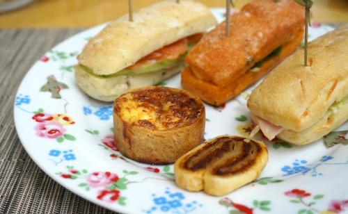 cath kidston afternoon tea savouries hong kong