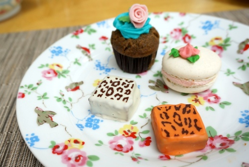 cath kidston afternoon tea sweets hong kong