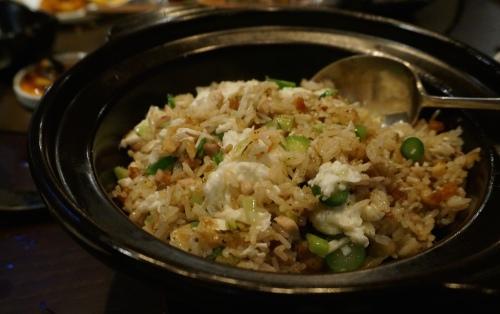 mott 32 hong kong fried rice