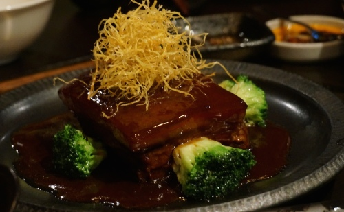 mott 32 hong kong pork belly