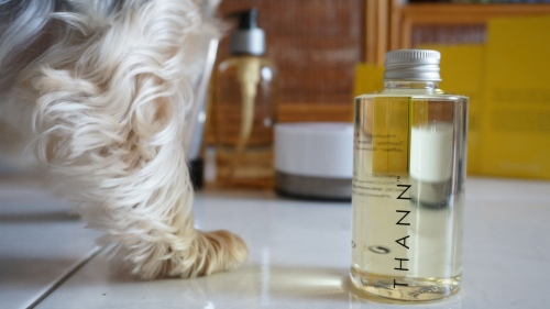 thann eden breeze body oil spray