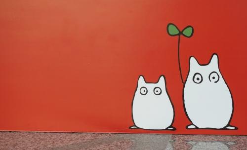 Studio Ghibli exhibition Hong Kong Heritage Museum