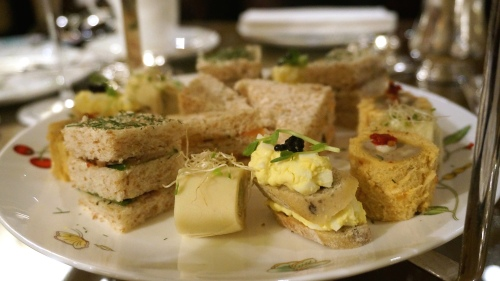 tiffin afternoon tea langham hong kong savouries