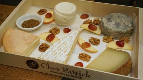 chez patrick deli hong kong cheese