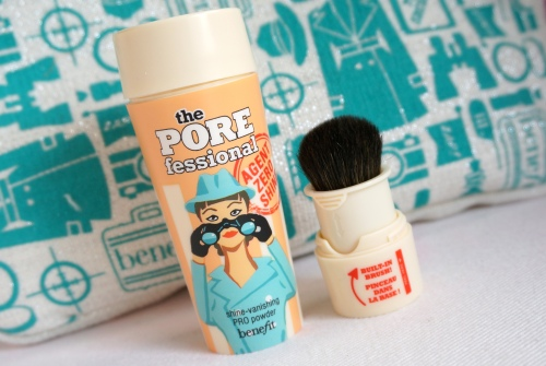 benefit the porefessional agent zero shine powder