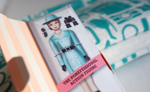benefit the porefessional spy gal