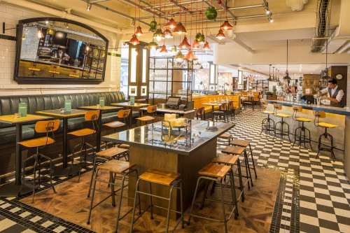 Gordon Ramsay Bread Street Kitchen Review