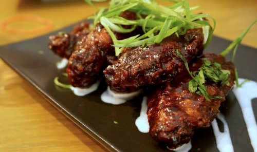bread street kitchen hong kong chicken wings