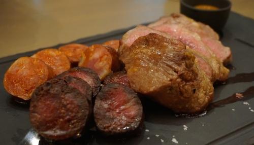 isono hong kong iberian meats