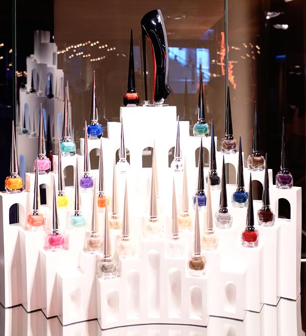 Laquer Nail Bar: Christian Louboutin Nail Polish Launches In Hong Kong