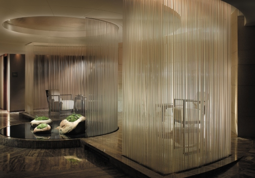 Peninsula Spa Hong Kong Asian Tea Lounge
