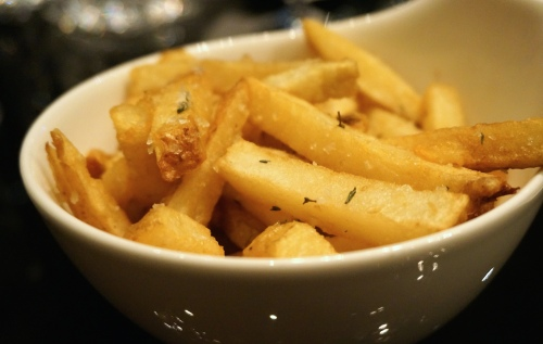 gaucho hong kong truffle fries