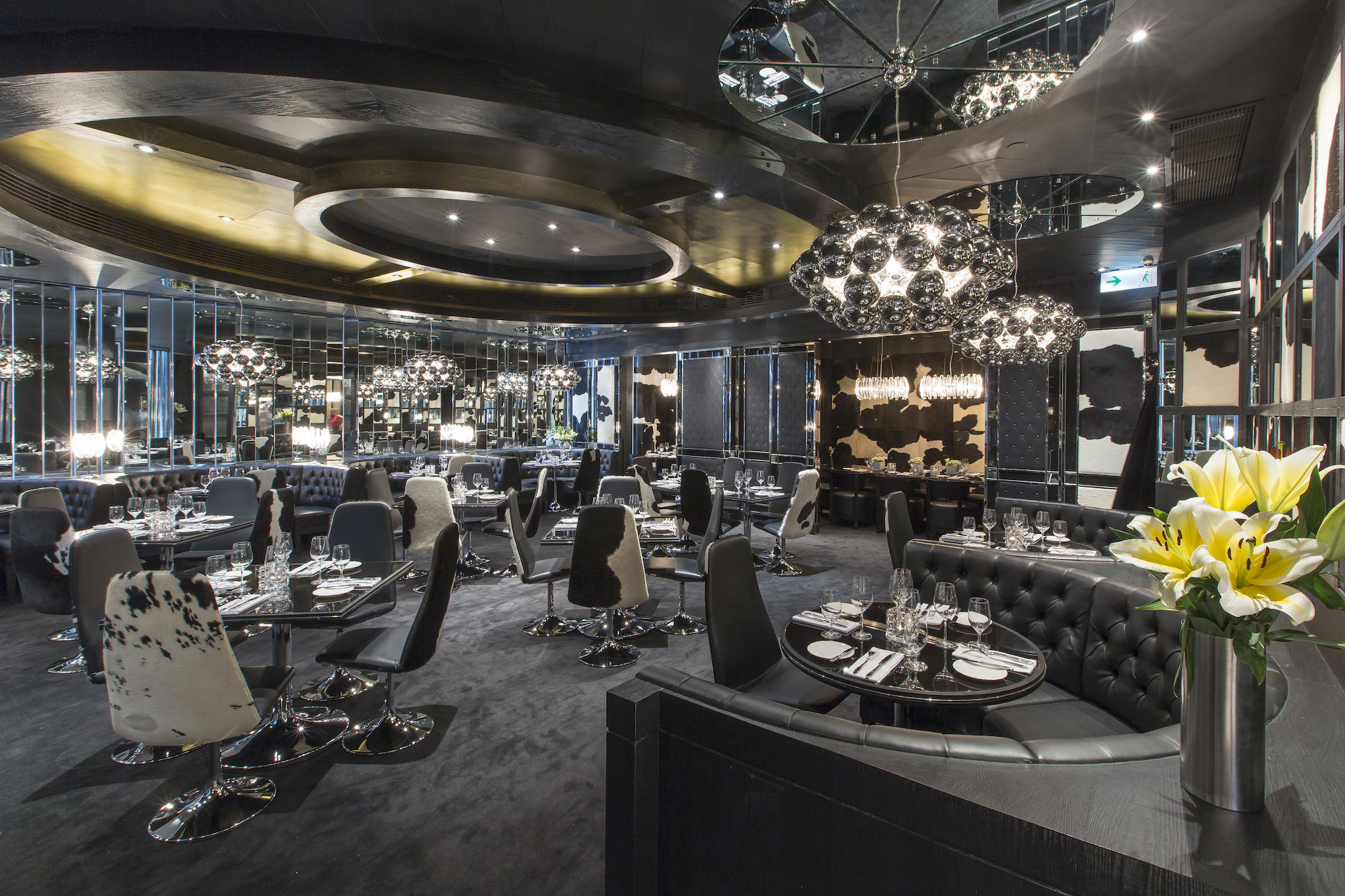 Gaucho Restaurant London Menu