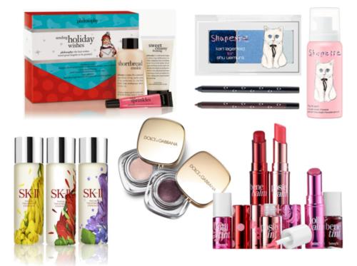 Christmas Cosmetics 2014 1